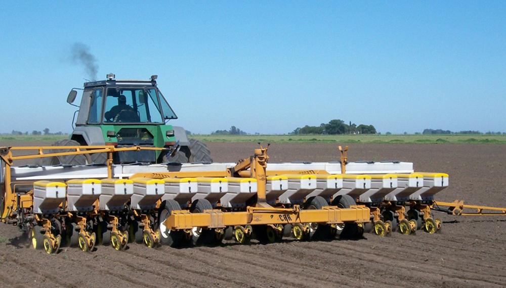 Buen ritmo para la siembra de maíz, trigo y girasol en Santa Fe